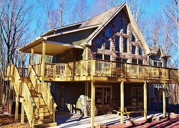 Poconos Cabin Rentals   Pocono Mountain Rentals