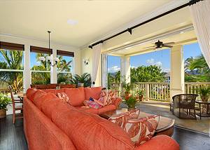 Ocean Peek Poolside 3 Bedroom 3 Bath Villa w/ Amazing Sunset Views