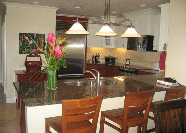 4 Bedroom GV Kitchen