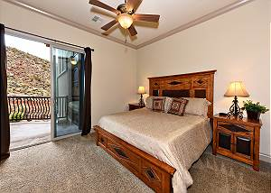 A9 - King and Queen 2 Bed 2 Bath