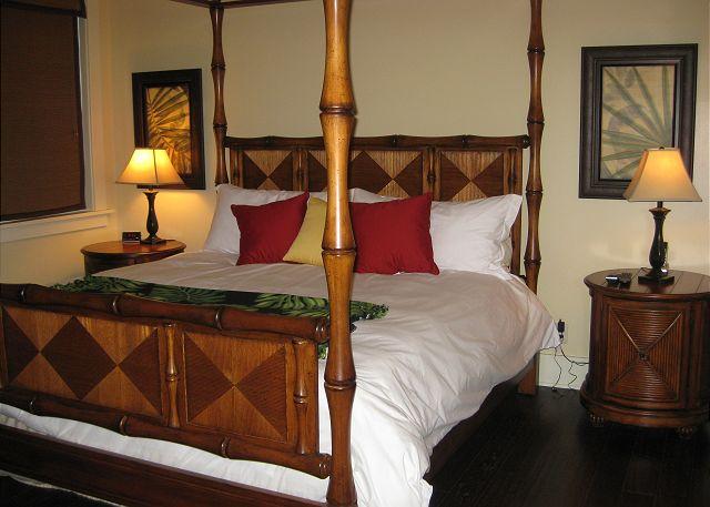 2 Master Bedroom Suites in Each 3 br Villa