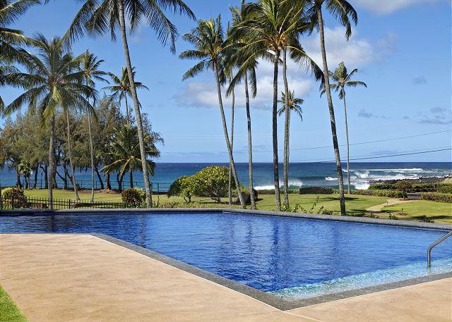 & Manualoha #101 Poipu Beach Condo Rental