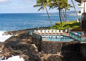 Sea Cove Hideaway - Poipu Shores 105C