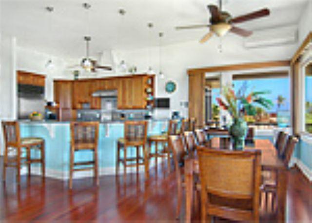Ho'ohu Nani oceanview dining