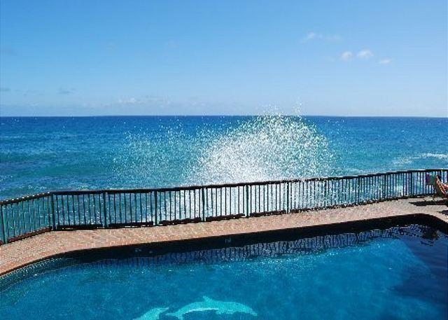 Poipu Shores pool