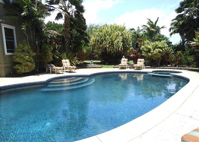 Hoohu Nani pool picture
