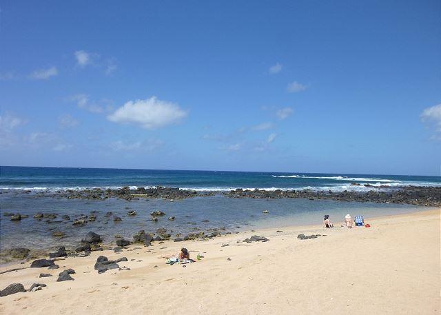 Baby Beach at Ho'ona Hale