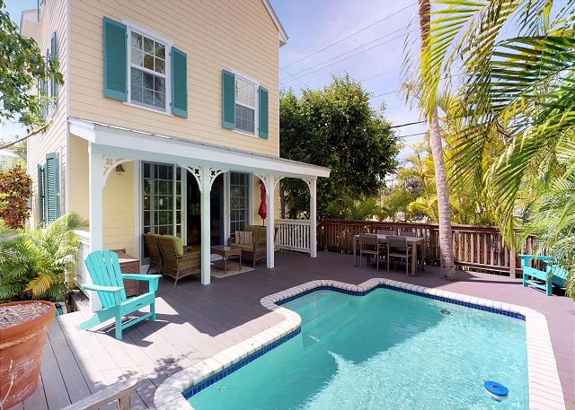 CORAZON Old Town MONTHLY vacation rental - Private Pool - LARGE 2BD/2.5BA