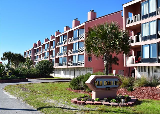 Pensacola Beach Fl United States Palm Club 242 Paradise Homes