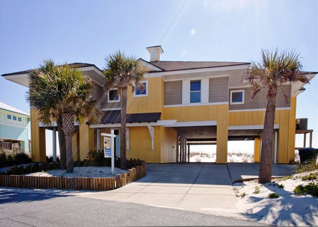 Pensacola Florida Beach Houses Architectural Designs