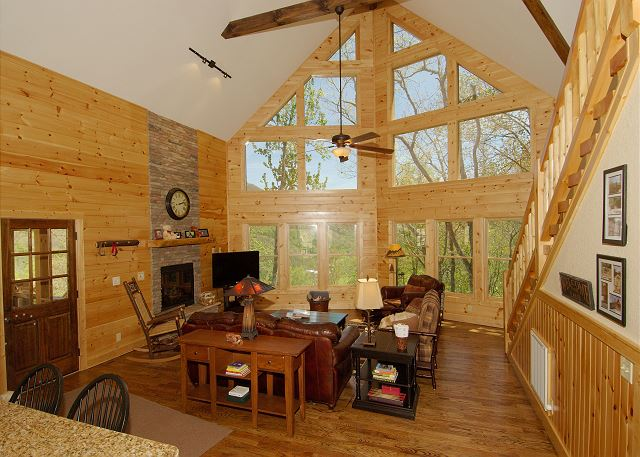 Maggie valley cabin Rental