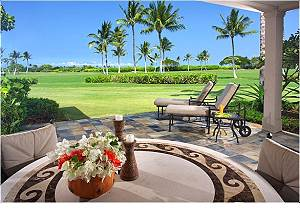 Hualalai Resort Fairway Villa 110C