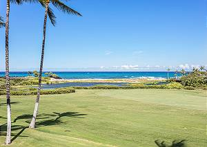 Hualalai Resort Ocean Front Golf Villa 4202