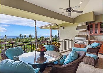 【ハワイ島】フアラライ・リゾート - ハイノア・ヴィラ (Hualalai Resort - Hainoa Villa) #2905B