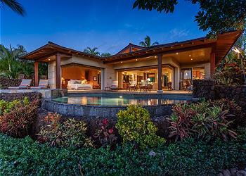 【ハワイ島】フアラライ・リゾート - カイ・マリノ・エステート (Hualalai Resort - Kai Malino Estate) #139