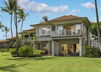 【ハワイ島】フアラライ・リゾート - パーム・ヴィラ (Hualalai Resort - Palm Villa) #126A
