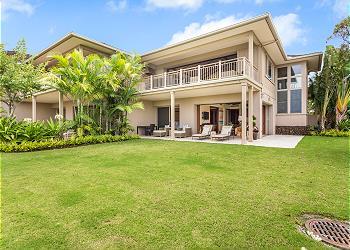 【ハワイ島】フアラライ・リゾート - ケ・アラウラ・ヴィラ (Hualalai Resort - Ke Alaula Villa) #217A