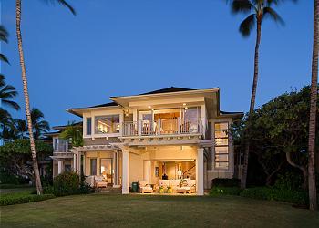 【ハワイ島】フアラライ・リゾート - パーム・ヴィラ (Hualalai Resort - Palm Villa) #130A