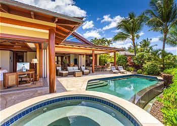 【ハワイ島】フアラライ・リゾート - カイ・マリノ・エステート (Hualalai Resort - Kai Malino Estate) #143