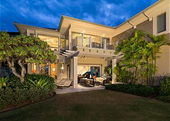 【ハワイ島】フアラライ・リゾート - パーム・ヴィラ (Hualalai Resort - Palm Villa) #140B