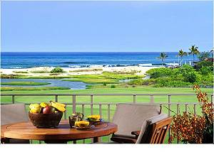 Hualalai Resort Golf Villa 4202