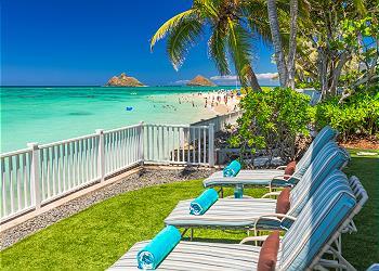 【一軒家・カイルア地区】ウォーカーズ・ラニカイ・ビーチハウス (Kailua - Walker's Lanikai Beach House)