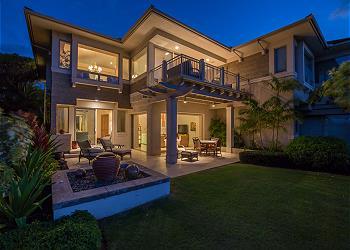 【ハワイ島】フアラライ・リゾート - パーム・ヴィラ (Hualalai Resort - Palm Villa) #140C