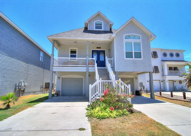 Gorgeous home right on the beach! Heated Community Pool!