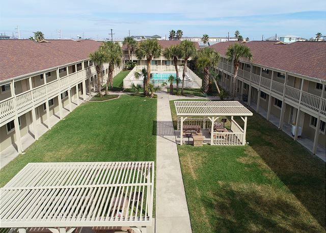 Port Aransas TX United States Courtyard #228 Port Aransas Escapes