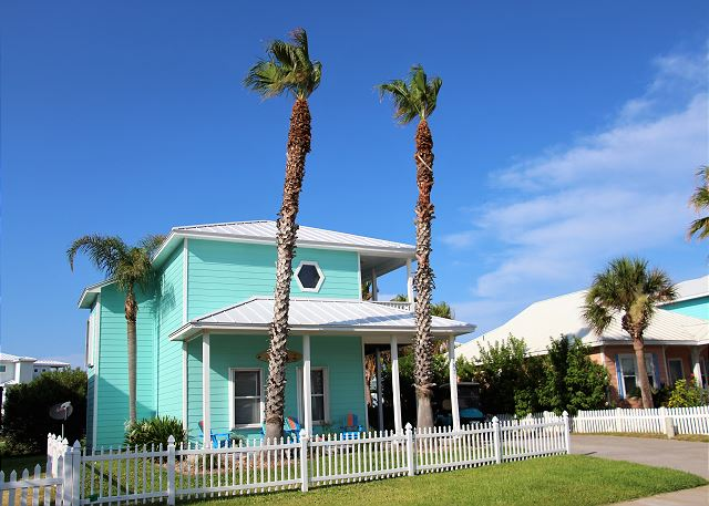 Fantastic home just steps from the beach!