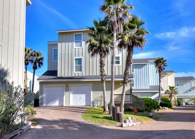 Beach Beauty is a beachfront home with AMAZING views!