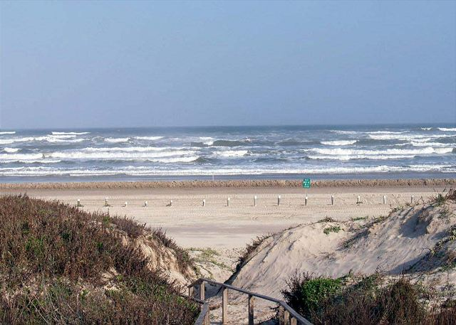 Views, views, views from this beachfront gem! - Port Aransas, Texas