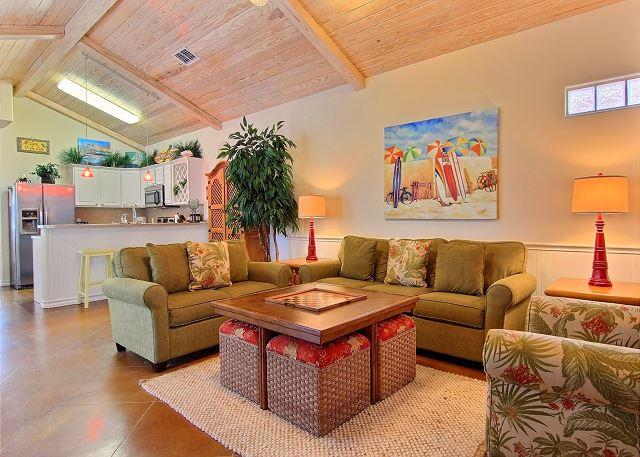 2 bedroom 2 bath condo at Pirates Bay! - Port Aransas, Texas