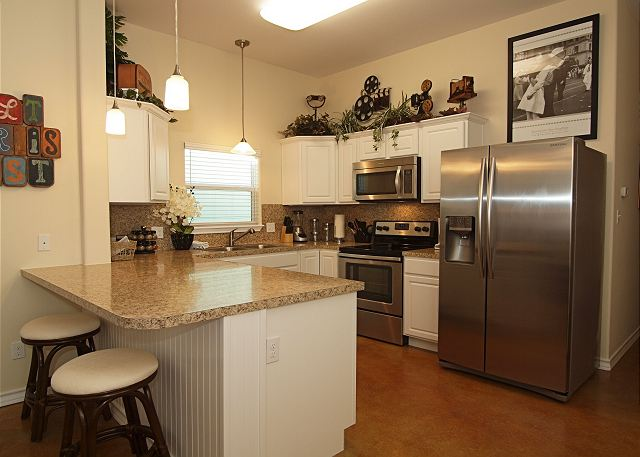 3 Bedroom 3 Bath home in tropical Pirates Bay! - Port Aransas, Texas