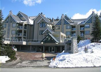 Whistler Condominium rental - Exterior Photo - Property entrance