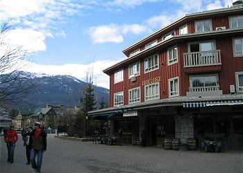Whistler Condominium rental - Exterior Photo