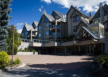 Whistler Condominium rental - Exterior Photo