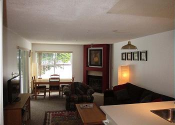 Whistler Condominium rental - Interior Photo - Wildwood Lodge one bedroom