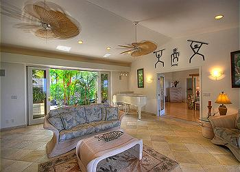 Kailua Kona House rental - Interior Photo