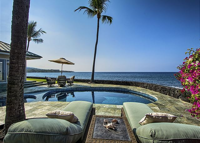 Hawaiian Vacation Rentals with Private Pools