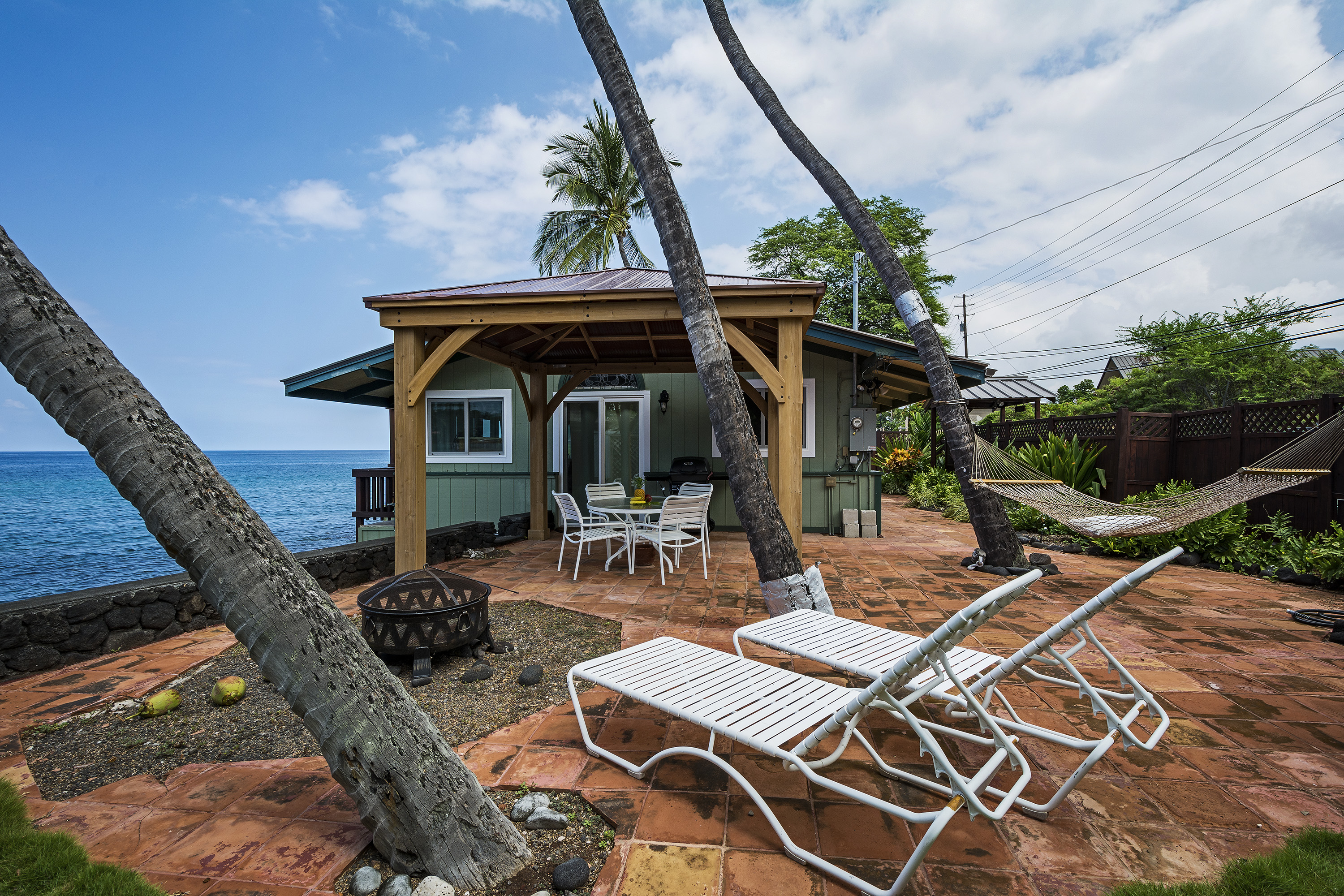Best places to stay on the big island- The cottage