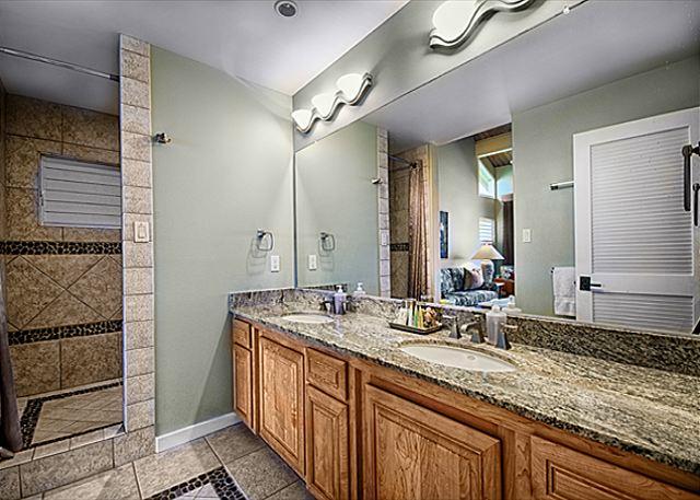 Ohana Suite Double Sink Vanity Bath