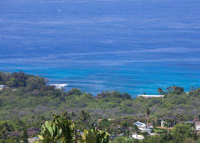 Kailua Kona vacation rentals featuring 4 BR 3 BA spectacular ocean views