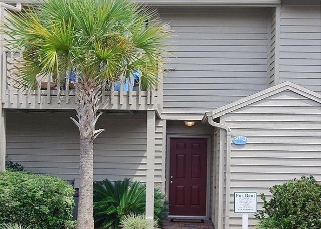 Cassine Garden 203 ~ Seagrove Beach, FL