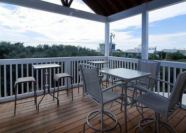 Tower Deck ~ Seagrove Beach, FL