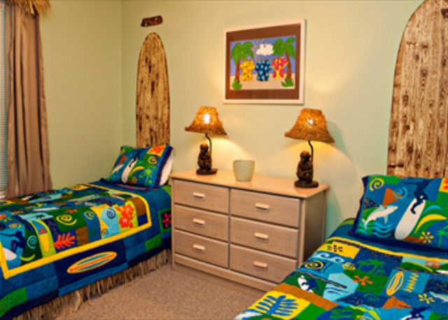 2nd Bedroom ~ Seagrove Beach, FL