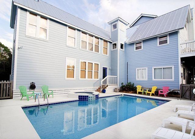 Private Pool ~ Seagrove Beach, FL