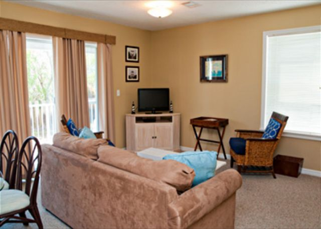 Spacious Living Area ~ Seagrove Beach, FL