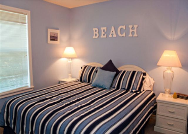 Master Bedroom ~ Seagrove Beach, FL