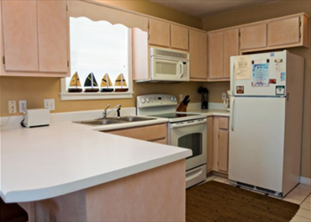 Kitchen Area ~ Seagrove Beach, FL